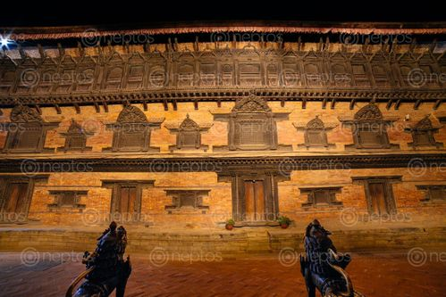 Find  the Image bhaktapur,historic,pachpanna,jhyale,durbar,open,doors,general,public,one-and-a-half,years,renovation,tourists,home,abroad,flocking,building,monuments,inside,returning,quenching,art-thirst,repair,work,landmarks,ancient,township,long,palace,remained,shut  and other Royalty Free Stock Images of Nepal in the Neptos collection.