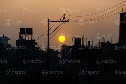 Find  the Image beautiful,day,started,glooming,sunrise  and other Royalty Free Stock Images of Nepal in the Neptos collection.