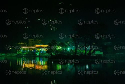 Find  the Image beautiful,night,taudaha  and other Royalty Free Stock Images of Nepal in the Neptos collection.