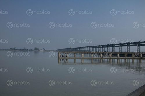 Find  the Image koshi,barrage,summer  and other Royalty Free Stock Images of Nepal in the Neptos collection.