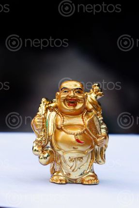 Find  the Image laughing,bhuddha,golden,statue#stock,image#,nepalphotography,sita,maya,shrestha  and other Royalty Free Stock Images of Nepal in the Neptos collection.