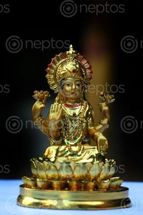 Find  the Image laxmi,golden,statue#stock,image#,nepalphotography,sita,maya,shrestha  and other Royalty Free Stock Images of Nepal in the Neptos collection.