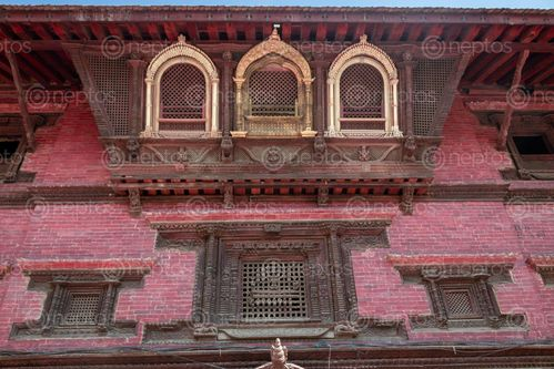 Find  the Image window,carving,patan,durbar,square,nepal,world,heritage,site,declared,unesco  and other Royalty Free Stock Images of Nepal in the Neptos collection.