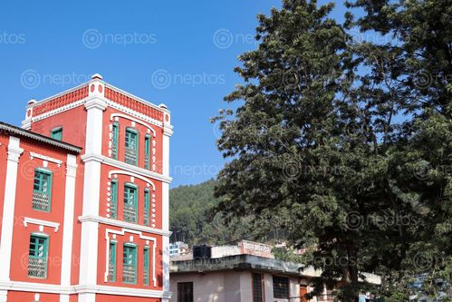 Find  the Image tansen,durbar,palpa,grand,palace,town,nepal  and other Royalty Free Stock Images of Nepal in the Neptos collection.