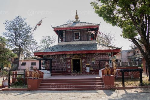 Find  the Image rana,ujeshwori,bhagwati,temple,located,inside,tansen,durbar,square,palpa,nepal,built,ujir,singh,thapa,offering,goddess  and other Royalty Free Stock Images of Nepal in the Neptos collection.