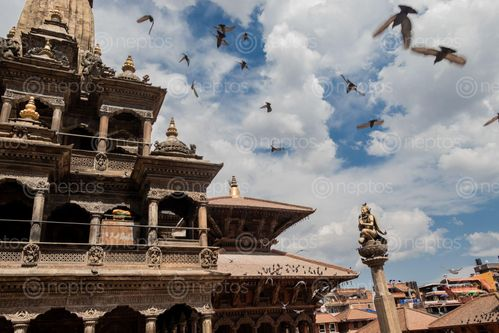 Find  the Image krishna,mandirkrishna,temple,heart,patan,durbar,square,nepal,declared,world,heritage,site,unesco  and other Royalty Free Stock Images of Nepal in the Neptos collection.