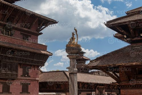 Find  the Image patan,durbar,square,nepal,world,heritage,site,declared,unesco,famous,travel,destinations  and other Royalty Free Stock Images of Nepal in the Neptos collection.
