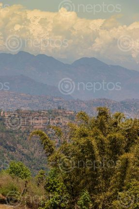 Find  the Image beautiful,mountain,range,mountains,located,pokhara,batase,dada,tansen,palpa,nepal  and other Royalty Free Stock Images of Nepal in the Neptos collection.