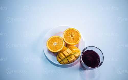 Find  the Image flat,lay,colorful,fruit,collection,orange,slice,mango  and other Royalty Free Stock Images of Nepal in the Neptos collection.