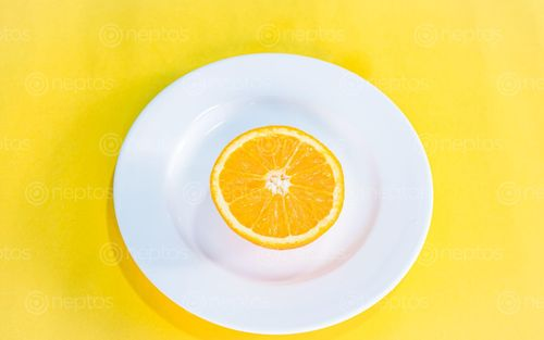 Find  the Image flat,lay,colorful,fruit,slice,orange  and other Royalty Free Stock Images of Nepal in the Neptos collection.